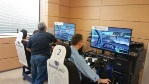 Simulador Drivesim